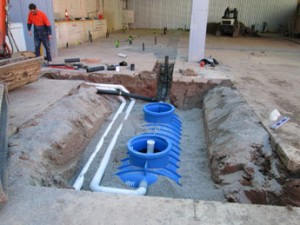Grease Trap Installation