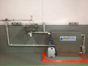 Oil separator - Cleanawater TS-1000