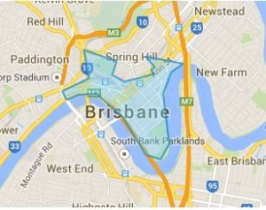 service area plumbing Brisbane CBD